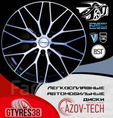 """G-Tyres официальный дилер завода литых дисков """"Азов-Тэк"""""""