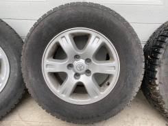 Продам колёса 225/70 R16 на зимней шипованной резине