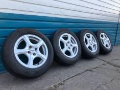 "Комплект колёс. 6.0x15"" 4x100.00 ET38"