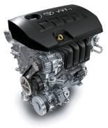 Двигатель 1,6 1ZR 124 л. с. Toyota Corolla