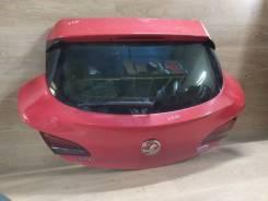 Крышка багажника Opel Astra J 2013 GTC, задняя