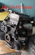 Двс 7A-FE двигатель Toyota