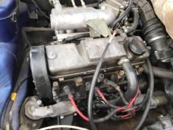 Двигатель + коробка ВАЗ 8 клапанный