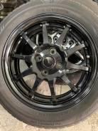 G. Speed G04 R15 4*100 5.5j et43 + 185/55R15 Bridgestone Ecopia NH100c
