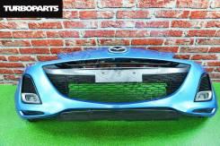 Бампер передний Mazda Axela, Mazda3 BL (38J) [Turboparts]
