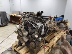 Продам полный Свап двигатель 4M40 mitsubishi Delica