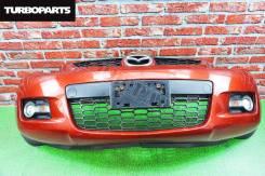 Бампер передний Mazda CX-7 ER3P (32V) [Turboparts]