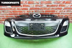 Бампер передний *Рестайл* Mazda CX-7 ER3P (A3F) [Turboparts]