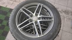 Зимние колеса Nokian Nordman 5, 205/55R16 на литье 5/100R15