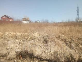 Продается земельный участок 16.3 сотки под строительство п. Трудовое. 16 300кв.м., собственность, аренда, электричество. Фото участка