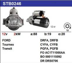 Стартер FORD Transit Tourneo 2.2 12T MH STB0246WA