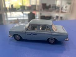 Автомобиль СССР. Модель А1. Масштаб 1:43 Москвич 408. Такси