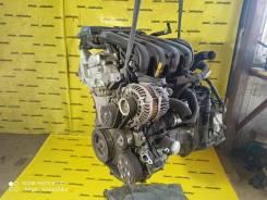 Двигатель Nissan JUKE YF15 2011
