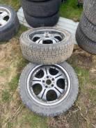 Продам пару колёс на жирной резине