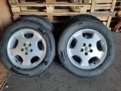 Колёса летние Bridgestone 225/65R17 Toyota
