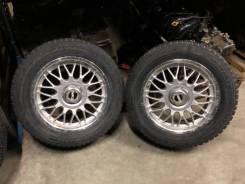 Колёса Dunlop 4шт 185/65/15 зима, шипы