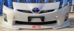 Бампер передний 52119-47160-A1 070 Toyota Prius zvw30 с распила!