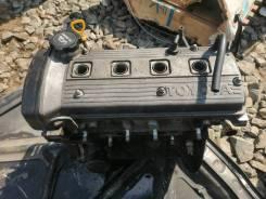 Двигатель Toyota Corsa EL41 4EFE