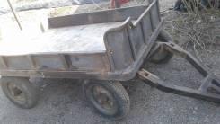 Телега на мини трактор. Телега на минитрактор
