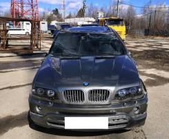АКПП в сборе. BMW X5 4.4 E53 5HP24