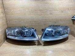 Комплект адаптивных ксеноновых фар Audi A6 C6
