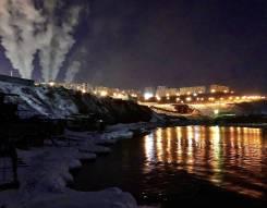 Гаражи лодочные. улица Космонавтов 8, р-н Тихая, 45,8кв.м., электричество, подвал.