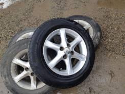 Комплект колес на литых дисках Toyota