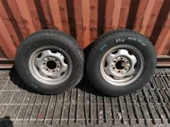 Dunlop Grandtrek TG4, 195-15