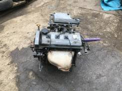 Двигатель в сборе Б/У В РФ 4AFE AE111