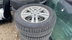 Комплект колёс Bridgestone Blizzak 215/60R16 зима