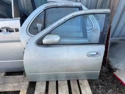 Дверь боковая передняя левая Nissan Bluebird EU13