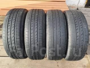Bridgestone B250. летние, 2011 год, б/у, износ 60%