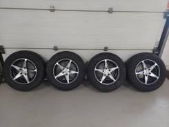 Комплект колес 215/70/15 pcd 5x114.3