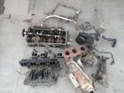 Двигатель в разборе 1az-fse