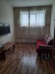 1-комнатная, улица Калинина 115а. Чуркин, частное лицо, 33,3кв.м. Комната