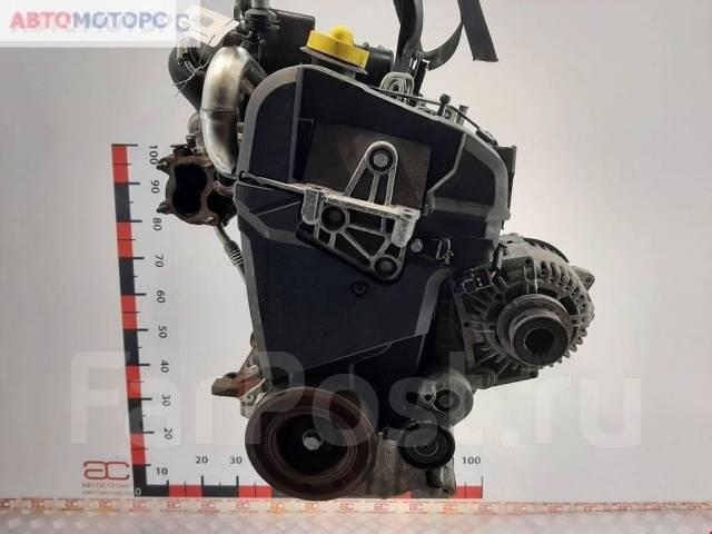 Двигатель Nissan Micra K12 2005, 1.5 л, дизель (K9K722 не читается)