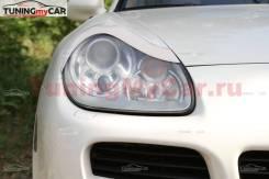 Накладка на фару. Porsche Cayenne, 955, 957, PO536 M022Y, M059D, M4800, M4801, M4850, M4850S, M4851, M5501, MDCAB, MDCBE, MDCUA