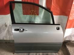 Дверь боковая передняя правая Toyota Harrier MCU10 цвет 1С0