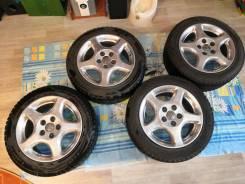 Продам комплект 16-х колёс на зимней резине