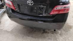 Бампер задний цвет 202 Toyota Camry ACV40 2006