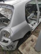 Крыло заднее правое, Toyota Corolla Runx NZE 121