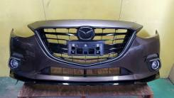 Бампер передний Mazda Axela /Mazda 3 ДоРестайлинг Оригинал Япония