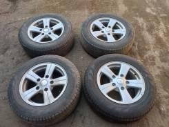 Колеса с Литыми дисками на Chevrolet Niva