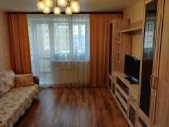 1-комнатная, улица Невельского 4. Луговая, частное лицо, 36,0кв.м.