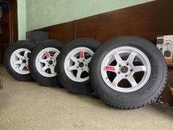 Volk Racing TE37SL + Резина 195/80R15