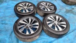 Комплект летних колес на литье. Без пр. по РФ 215 55 R17 YA22S