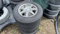 Комплект колёс на литье 185/70R14 Bridgestone