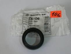 Сальник 24780-79001, Z6106, 28-38-10-15 Z6106