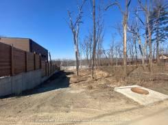 Земельный участок в районе Фетисов Арены. 1 520кв.м., аренда, электричество, вода