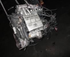 Контрактный двигатель 2MZ-FE 2wd не vvti в сборе